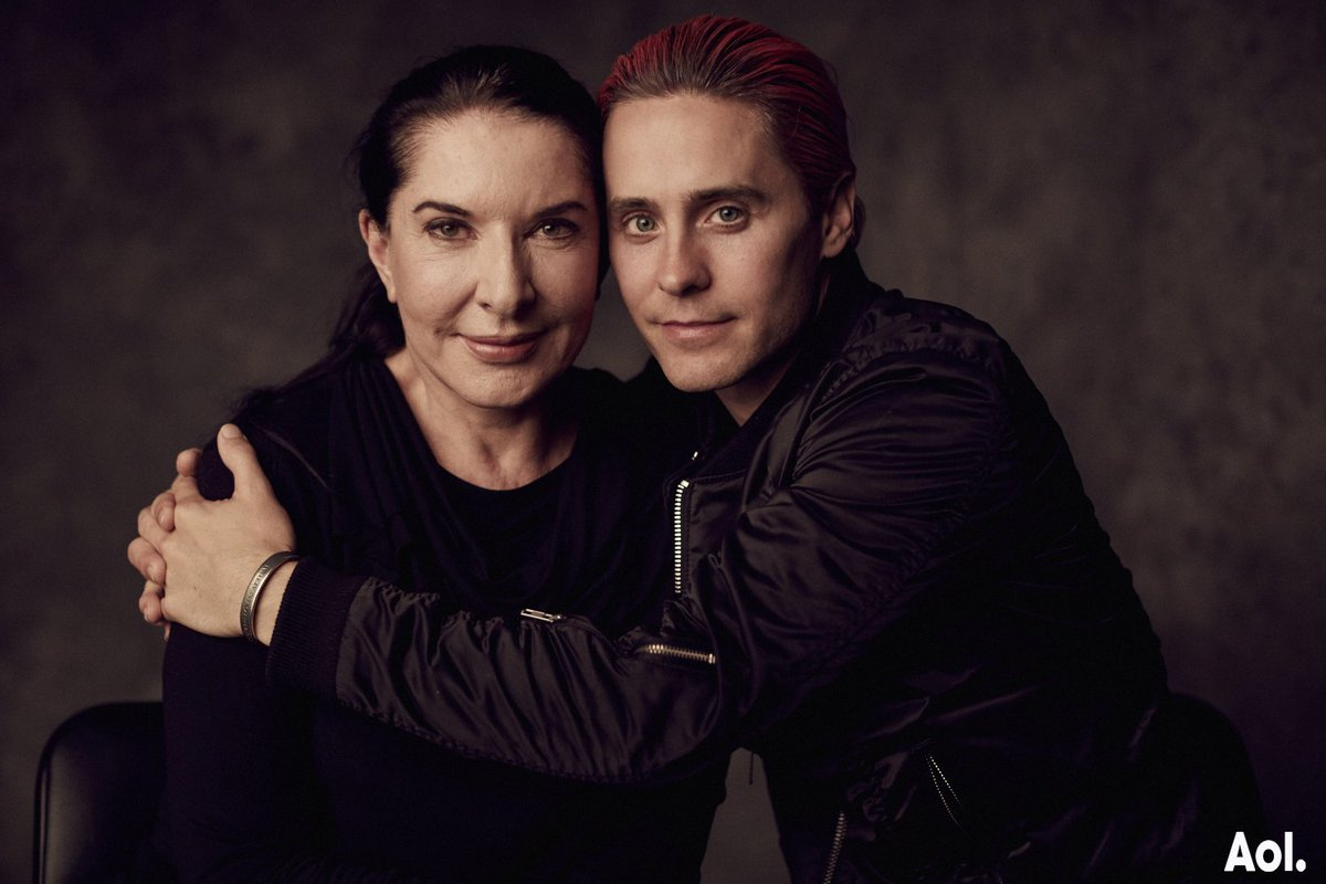 RT @aoloriginals: #BeyondTheHorizon EP 5 @jaredleto & #MarinaAbramovic talk about our addiction to #technology https://t.co/vYXKUQH6Xr http…