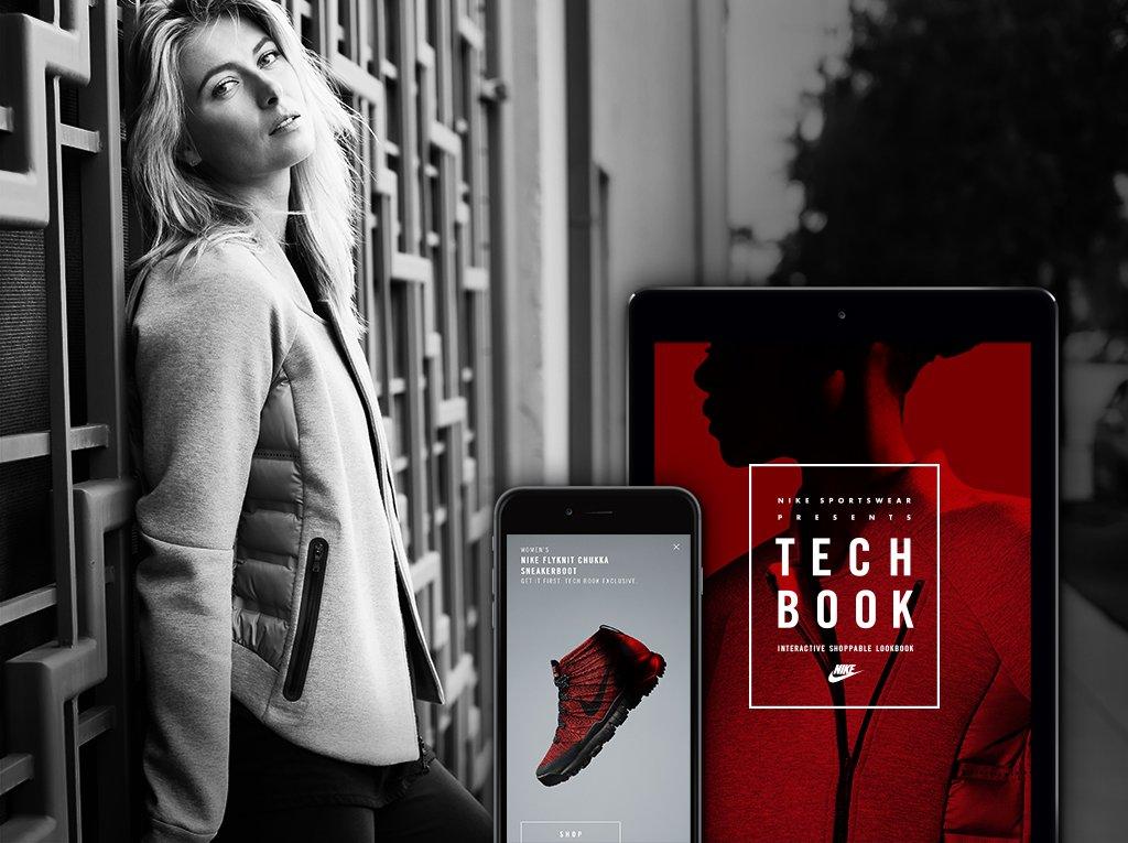 I love my new Aeroloft Moto jacket from @nikesportswear. Shop the Nike Tech Book  https://t.co/nXHAnLZ1VU #techpack https://t.co/czEiakdaqc