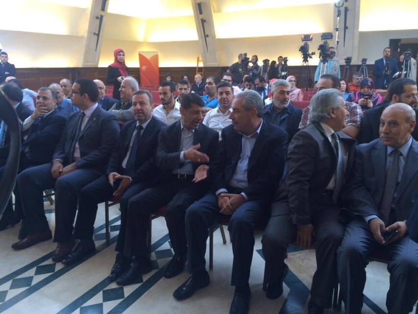 انطلق المؤتمر الصحافي الذي تعقده قناة «الميادين» حول وقف «عرب سات» بث القناة، في الكورال بيتش - الجناح https://t.co/iqjZLVaOcn