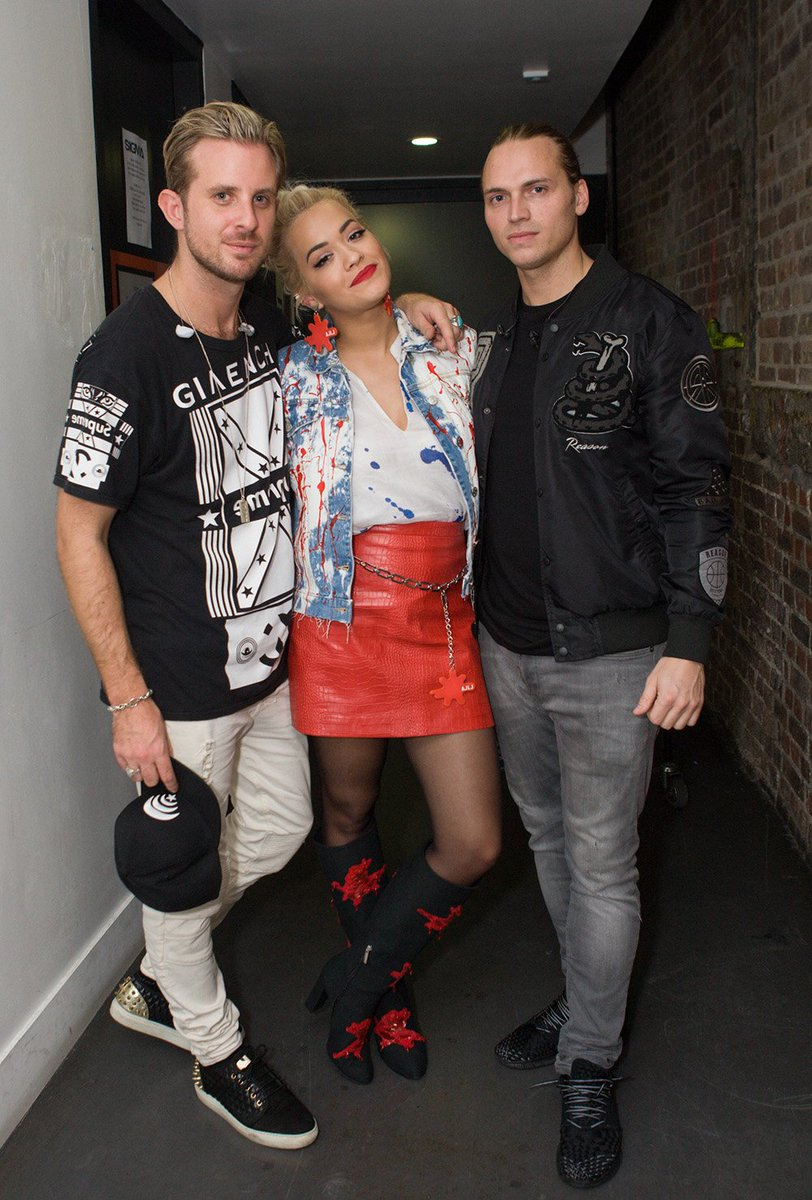 RT @CapitalOfficial: Troublemakers @sigmahq & blondie @RitaOra taking on #Instaoki tonight with @ThisIsMax from 7PM!! Ready? #RitaBots http…