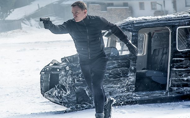 Find out where SPECTRE falls in our ranking of all the James Bond movies:
