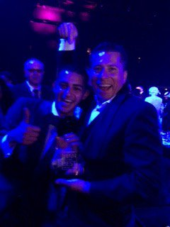 One for anyone fleeing violence. Running from oppression. Or lacking hope. @ChakerKhazaal wins Esquire Man of Year. https://t.co/4pHUzqrG6n