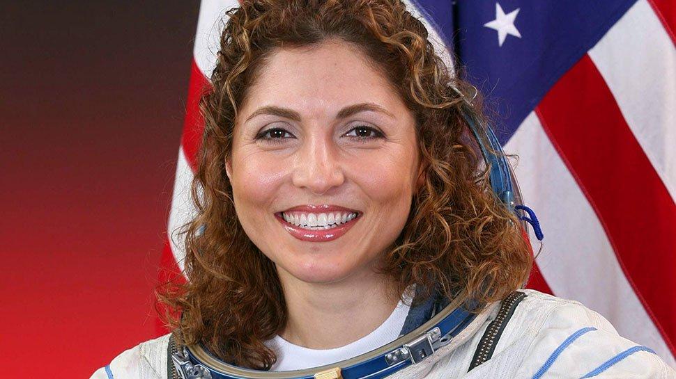 Meet #GWU alumna Anousheh Ansari, MS SEAS '92, the first Muslim woman in space!: https://t.co/u9cgMwUmhF @smrtgrls https://t.co/PNuOuSR67d