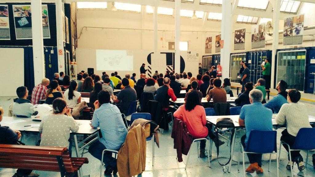 Universidad de verano en otoño: Agilidad era esto ;) #agileBcn https://t.co/cuHi4jpbHF