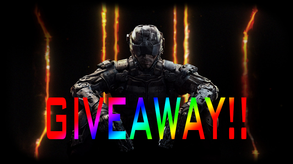 GIVEAWAY: 1 Ps4 code & 1 PC code for Call Of Duty Black Ops 3! Retweet and follow me to win! https://t.co/gVnnWQi8ZD