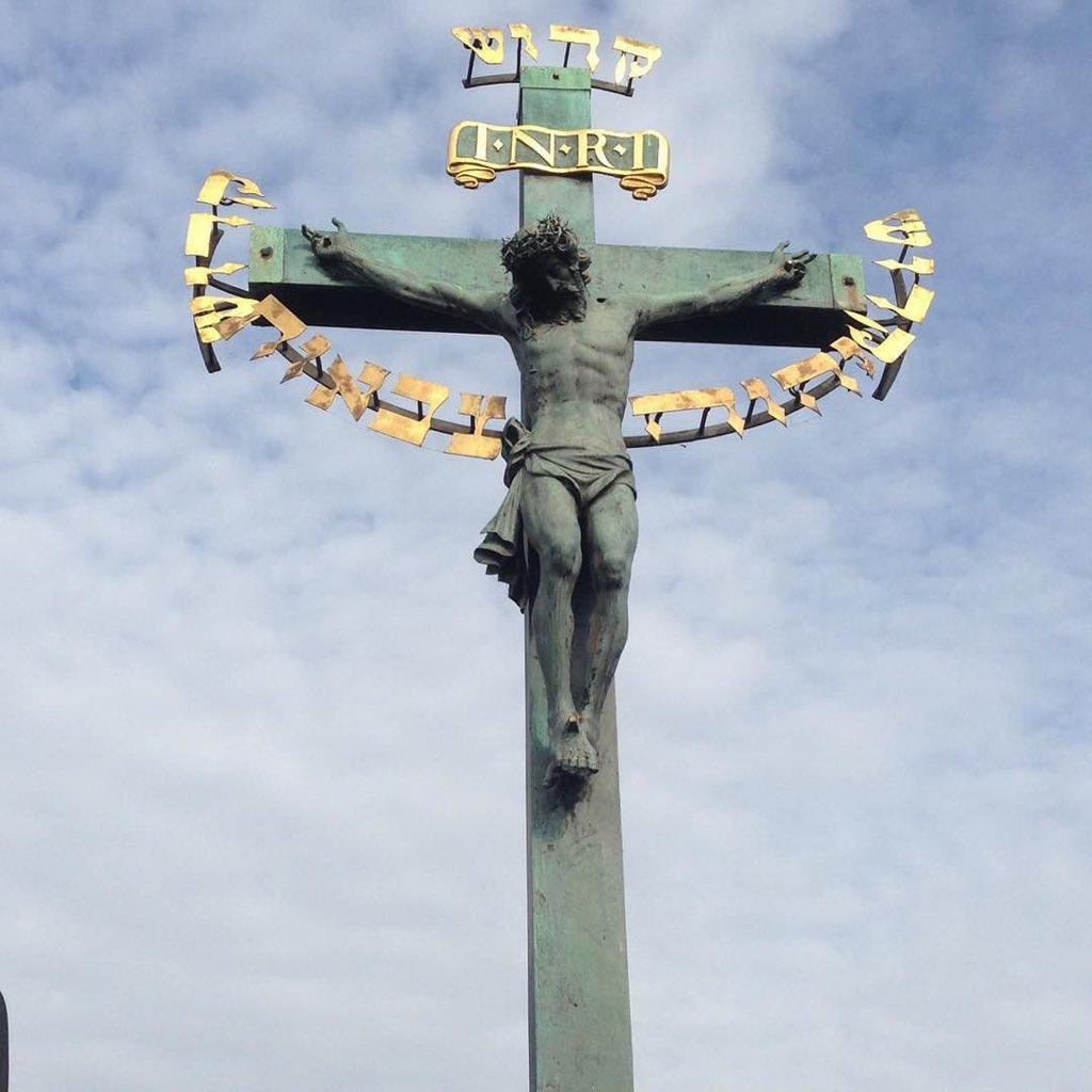 Just like a prayer..........in Prague! ????????????. ❤️ #rebelhearttour https://t.co/j7yDdZkw6R