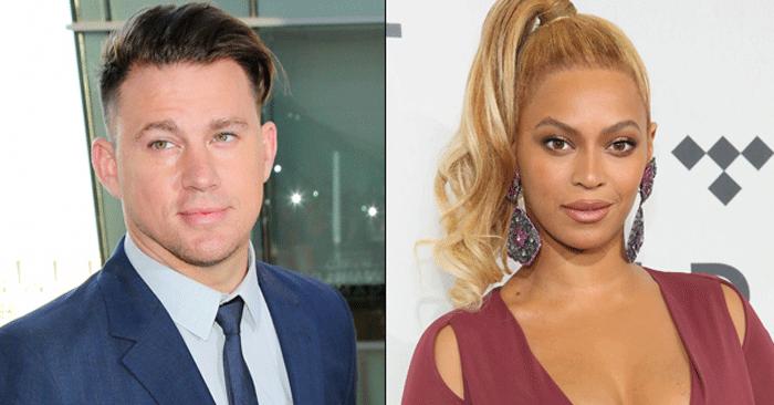 Beyoncé v. Channing Tatum on @SpikeLSB—oh yeah, it's happening! via @EW