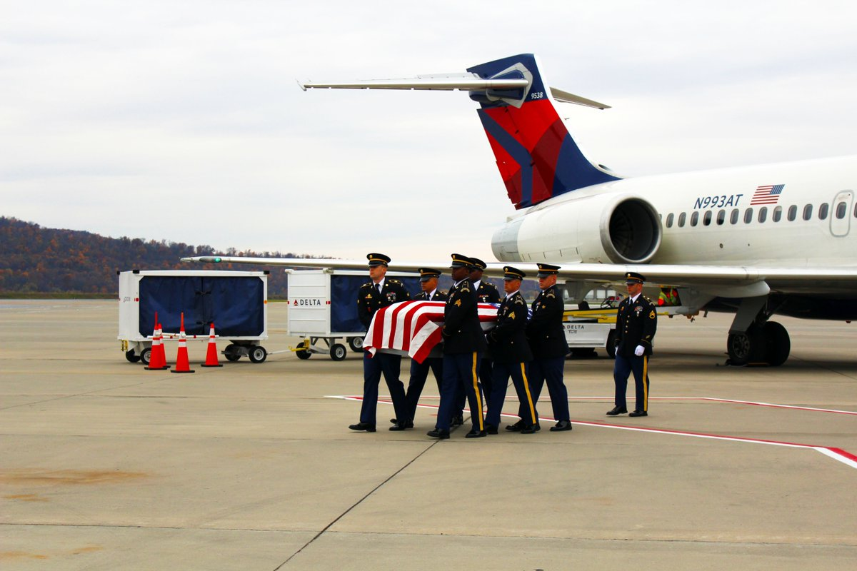 Cpl. Martin King returns home to PA after 65 years. #homecoming #veteran https://t.co/Y49uGSL66V