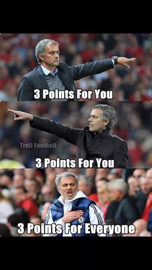 Chelsea = joke of the year