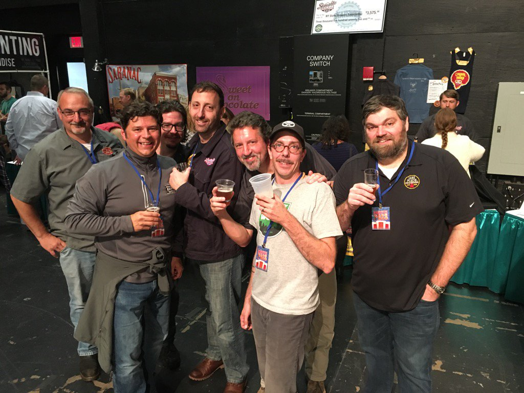 #thinknydrinkny @NYSBrewersAssoc @JeremyCowanSBC @empirebrew @communitybeer @ithacabeer https://t.co/HXtzEvqLjb