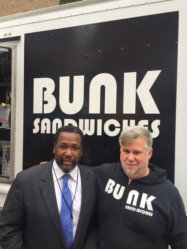 Thank you @WendellPierce for being a great actor, author, entrepreneur and all around inspiration. Great to meet ya. https://t.co/2sP2ASNlp8