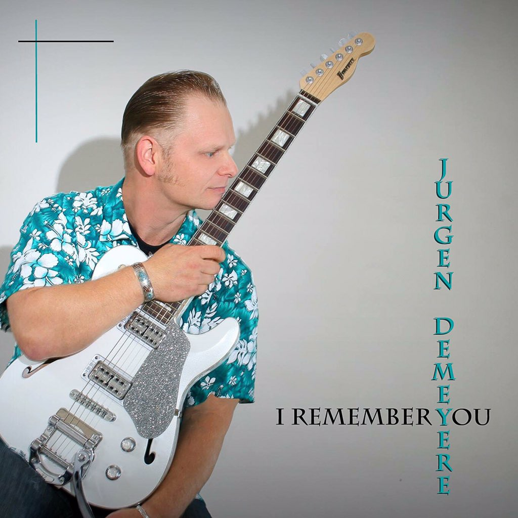 """Only 2 days before the #albums' #release  """"I Remember You"""" #Country #Rock #Pop #Surf #Blues #check this #guitarist https://t.co/O2olSkdt8k"""