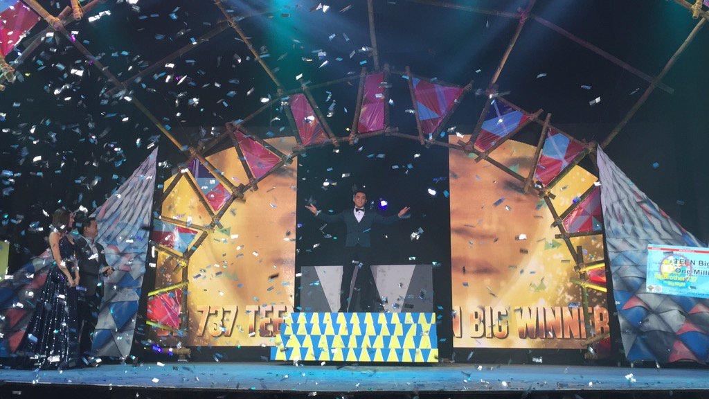 OUR TEEN BIG WINNER, JIMBOOOOOY!!!!!!!!! #PBBTheBigNight https://t.co/0z1irTTM4V