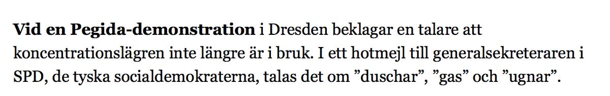 """Läs Per Svensson i Sydsvenskan! """"Orden som formar världen"""" https://t.co/qPjV2UTEMU https://t.co/3VJZBR4JBJ"""