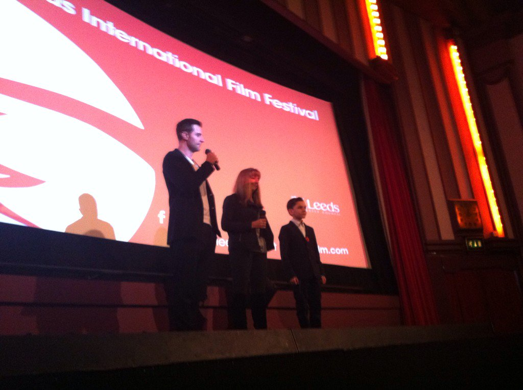 URBAN AND THE SHED CREW has its #LIFF29 intro at @HydeParkPH from @RCArmitage, Candida Brady and Fraser Kelly. https://t.co/pXDyzzQbmd