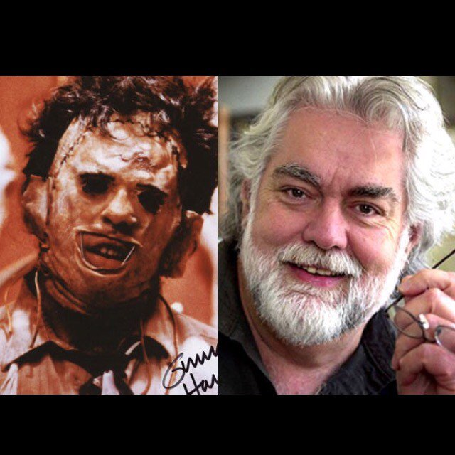 RIP Gunnar Hansen, Leatherface in the original Texas Chainsaw Massacre #gunnarhansen #leatherface #texaschainsaw https://t.co/jZjJXrfx2B