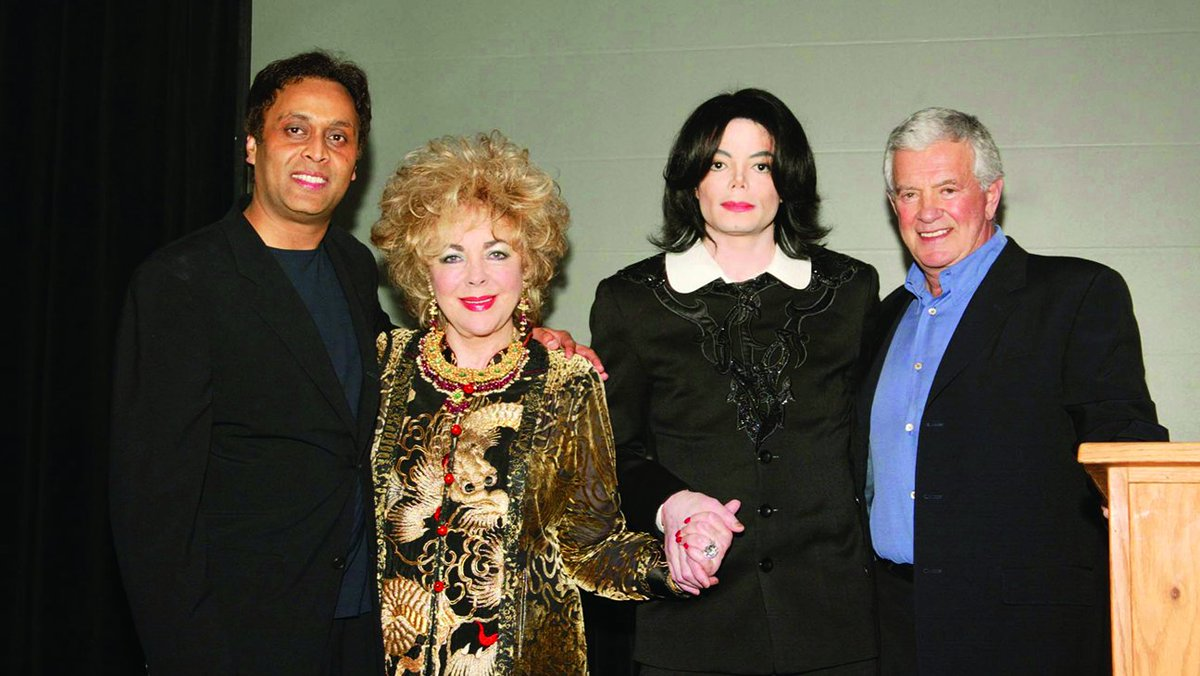 Hollywood Flashback: In 2002, Michael Jackson Announced Plans to Launch A Movie Studio