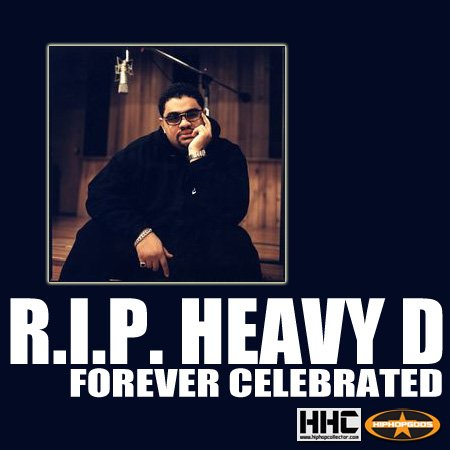 R.I.P. Heavy D - forever celebrated. @HHC_hiphop @MrChuckD https://t.co/BCVjsslODA
