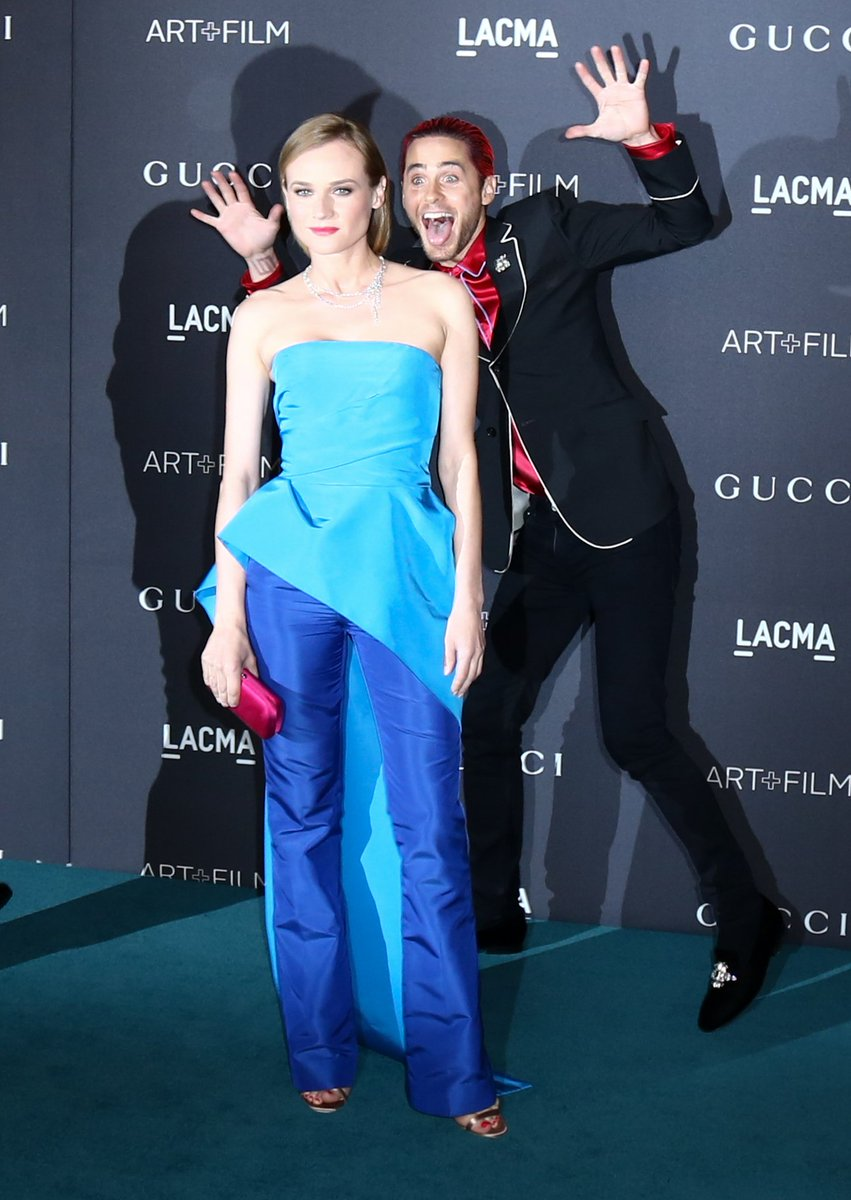 RT @ETCanada: Check out @JaredLeto photobombing #DianeKruger and more celeb photobombs https://t.co/L9eay1GHjj https://t.co/27WI5i4sWf
