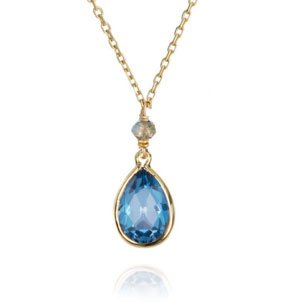Pl RT Last chance to #win Precious Drop Pendant with Blue Topaz worth £350 @PerleDL https://t.co/JSuvE6MIjo https://t.co/GHjF484is0