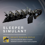 If you're not getting any sleep, try one of these. It'll put you right out! I got mine!!! @DestinyTheGame @Bungie https://t.co/ou19kM3BsI