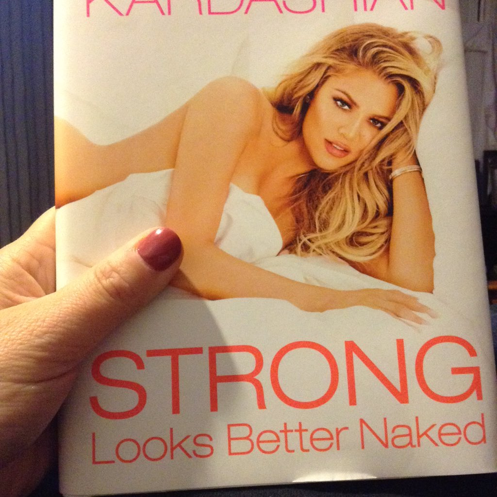 RT @Alley_girls: Im ready to start my journey because of you! #StrongLooksBetterNaked @khloekardashian https://t.co/TLbTdAxz4x