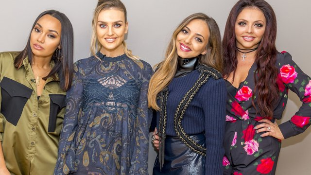 Calling all @littlemix fans!The girls are in the @ITVLorraine studio to perform theirbrand new single! #LKLittleMix https://t.co/NNCn9PhAYO