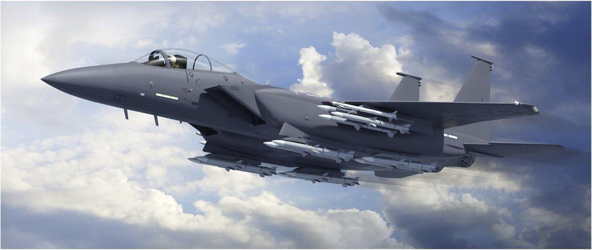 ボーイングはこのほど、2040年代の米空軍制空力確保に貢献できるとして、 F-15 2040C改修案を提案し、航空自衛隊にも説明を行っている。 https://t.co/ohaCKvIoYf