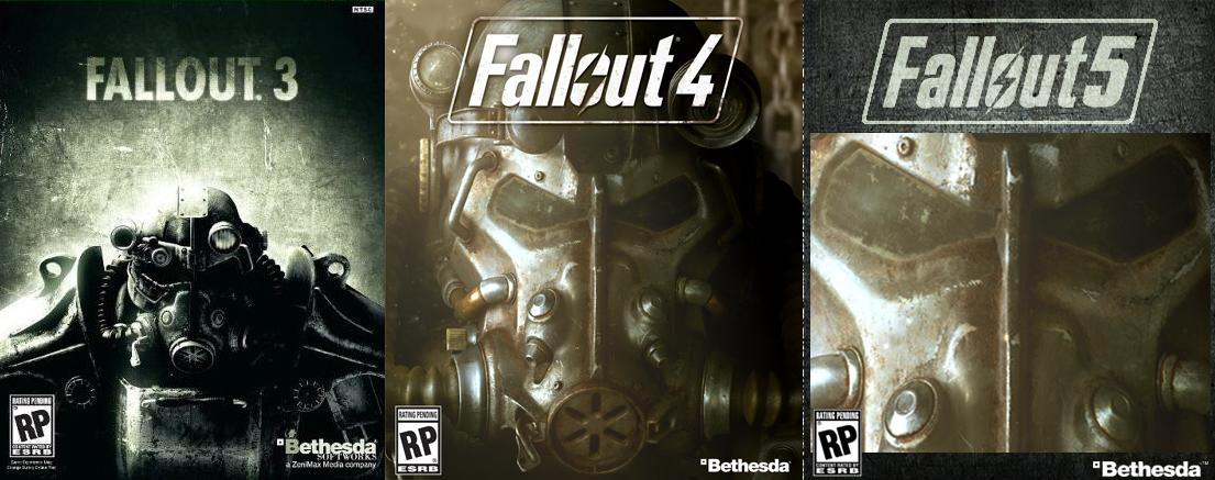 Fallout 5 cover art. https://t.co/p0vvokLXOA