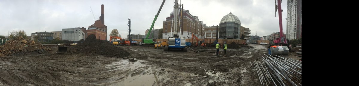 Central Piling
