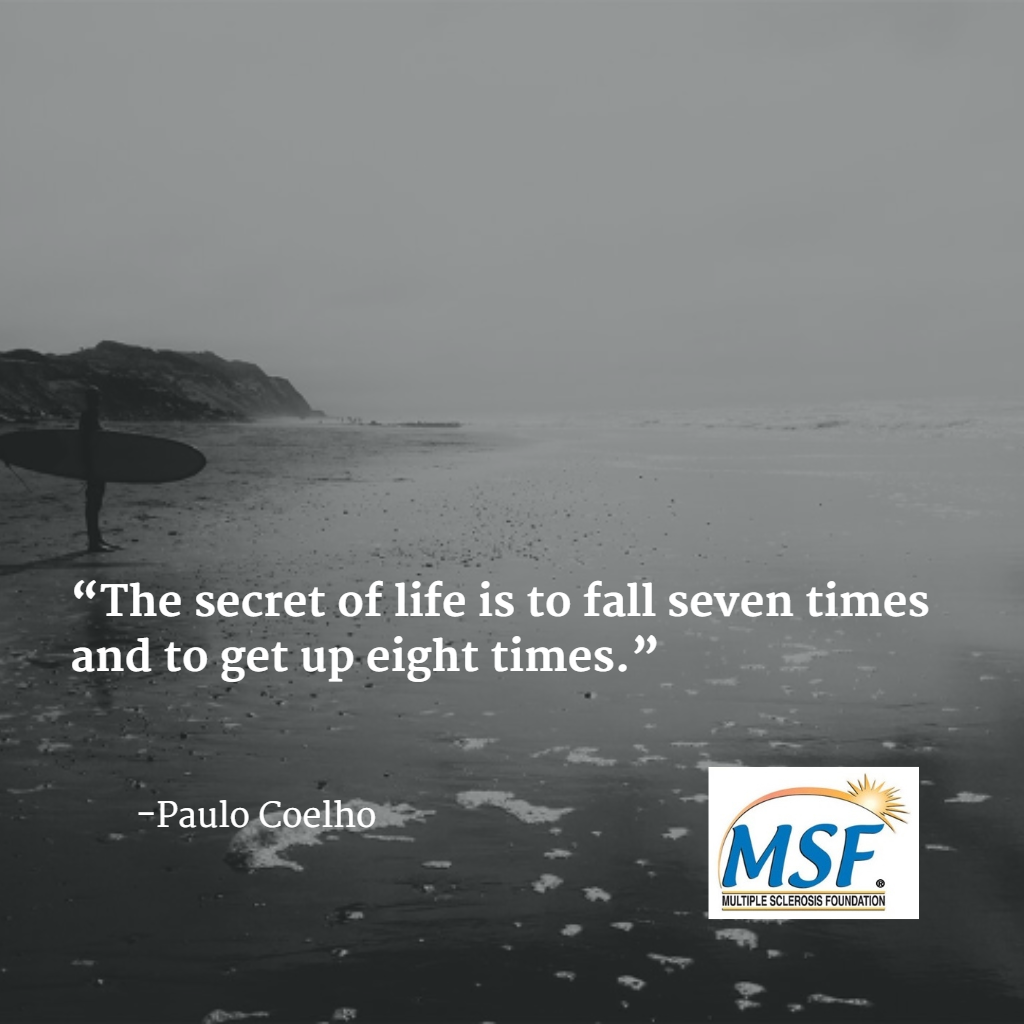 Here is some #MondayMotivation to pick us up wherever we may be in our MS journey. #4MSF https://t.co/qOZtRQM1EF