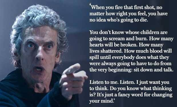 What writing! #DoctorWho #UK https://t.co/4LC1jTNqd9