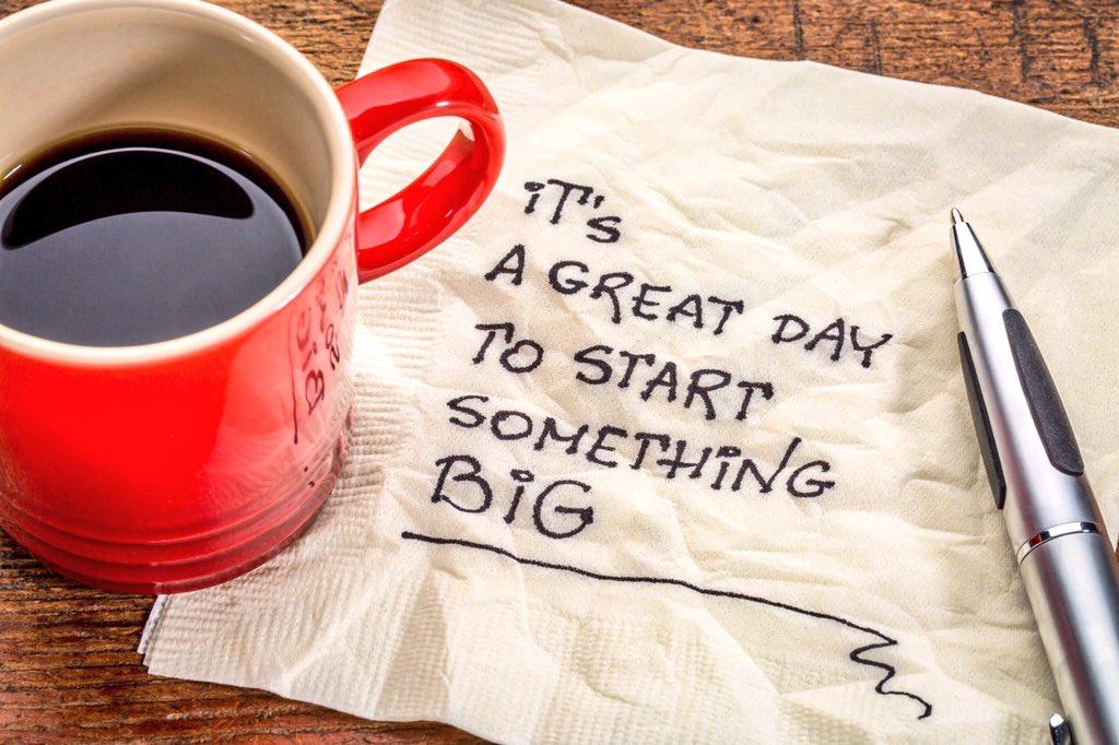 Hello Monday! #MondayMotivation https://t.co/WKaO8sTmC5