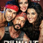 Xclusive: Presenting the 3 official posters of #Dilwale. https://t.co/GqyPcysmVr