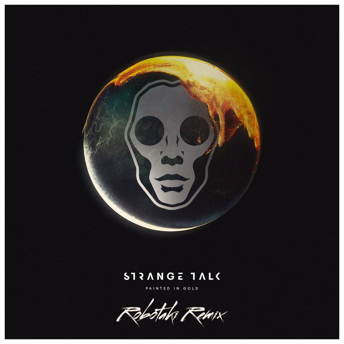 My favourite remix I've ever done. Listen to my remix of @Strange_Talk via @billboarddance: https://t.co/yvYB8j7GOU https://t.co/h7vyEJk0VS