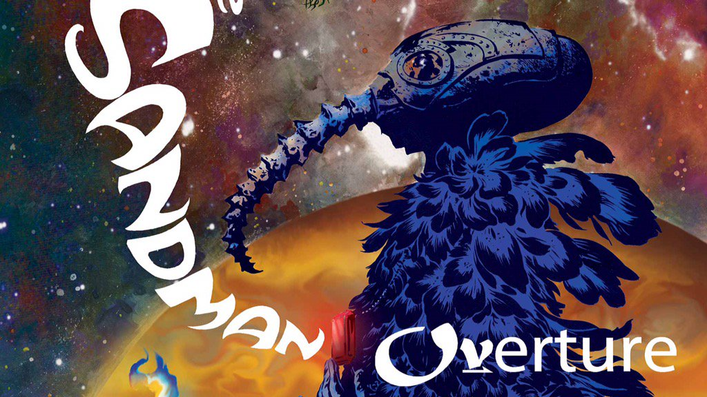 Can't come to our event with @neilhimself tonight? Order a signed copy of SANDMAN OVERTURE: https://t.co/dxE5Gvtd9g https://t.co/EJNCk55C25