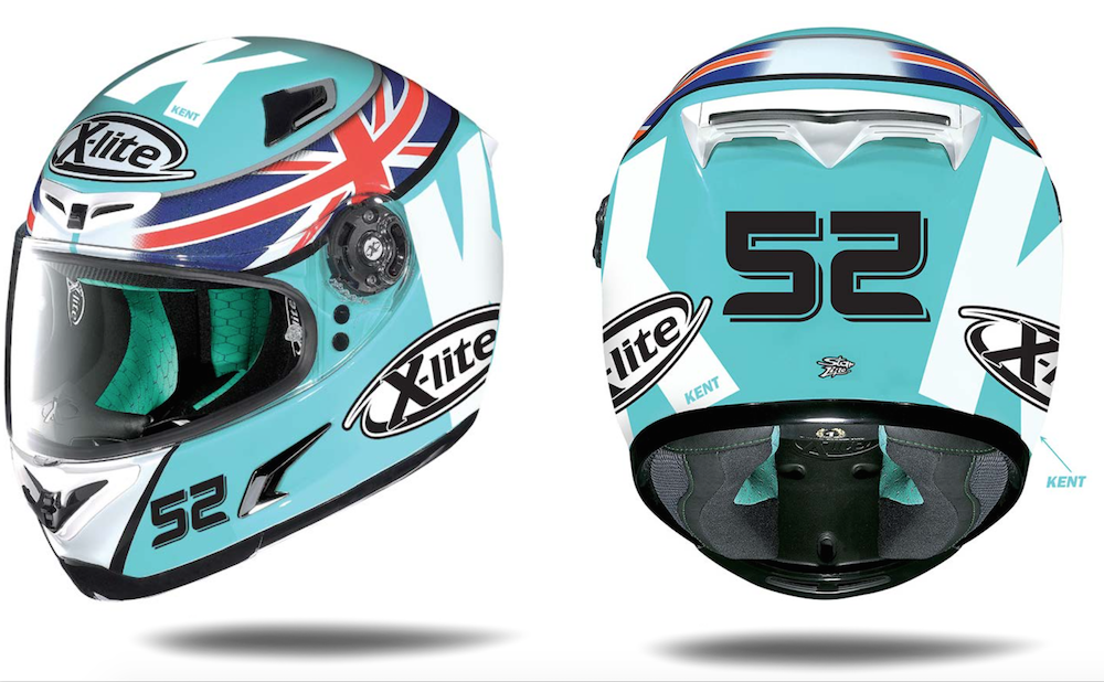 We're giving away a @DannyKent52 replica helmet! RT this, follow us & @MotoGearUK to enter! https://t.co/XTWLYEi38Y https://t.co/gXwoxGcIBM