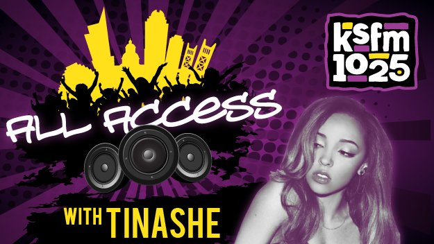 If U are going 2 the @Tinashe show on Thursday at #sacstate stop by the 102.5 tent for your chance to win #allaccess https://t.co/NsZRTtLwN6