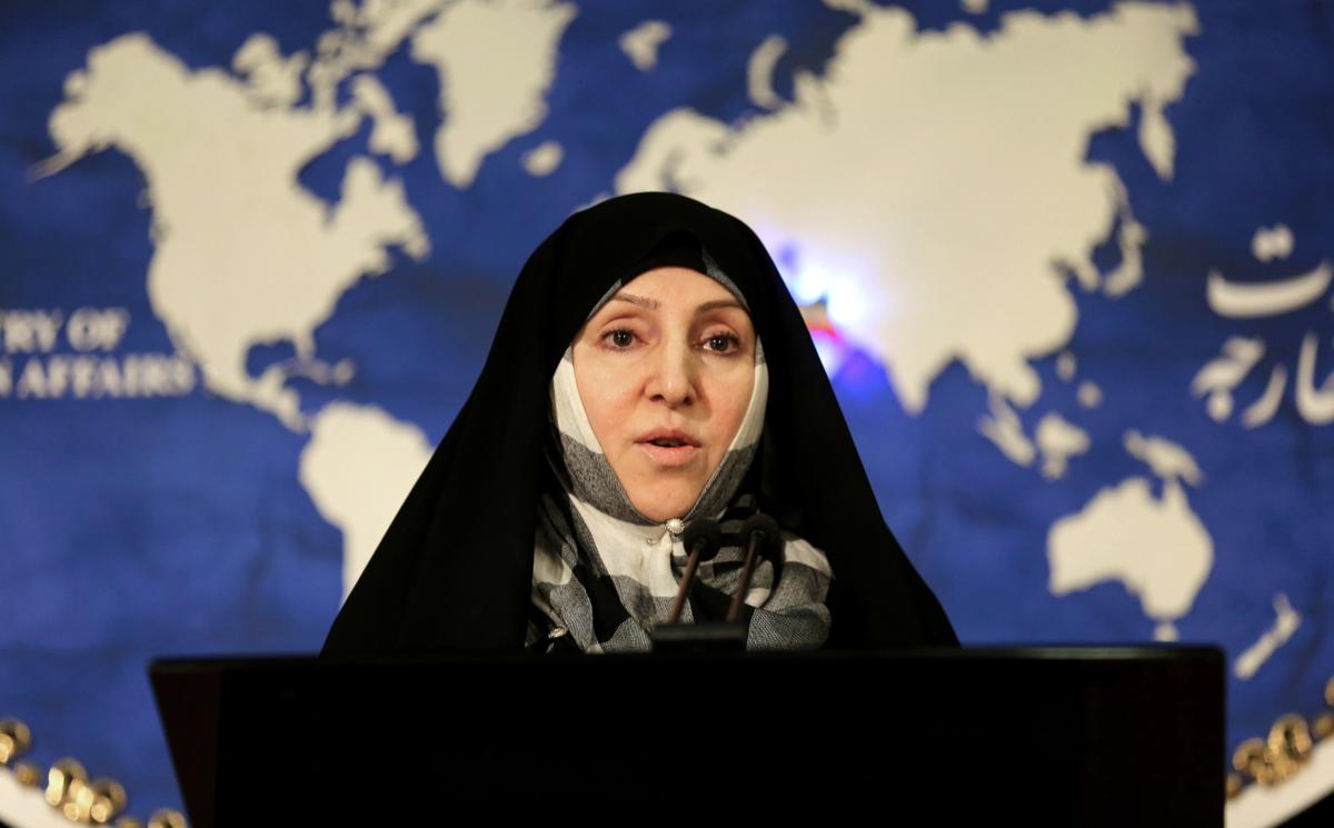 Iran appoints its first female ambassador since the 1979 revolution. https://t.co/3bq611yb4B https://t.co/ruBXsdzozw