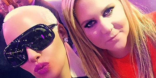 There are some movies we'd like remade co-starring Amy Schumer and Amber Rose ...