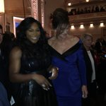 Serena and Caitlyn   Two of the greatest athletes who ever lived! https://t.co/ljo4c9QQG5