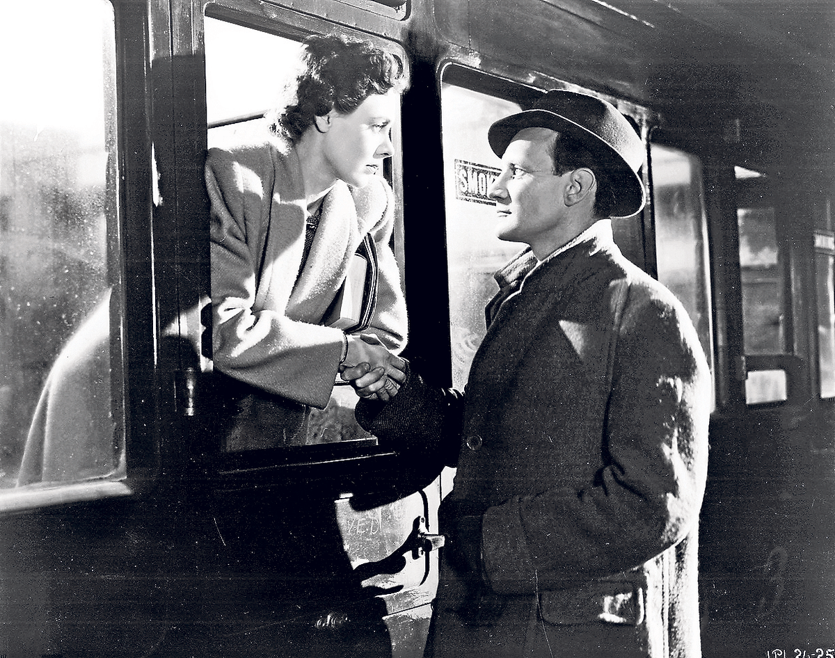 Our #VintageSundays film this week is romantic classic BRIEF ENCOUNTER, which celebrates it's 70th anniversary! https://t.co/I4qM0yO0Gx