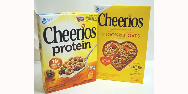 Cheerios Protein has 17 times as much sugar as original Cheerios! https://t.co/TO056oBhjT https://t.co/lMWhm37BI3