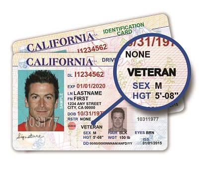 California Launches New Veteran Driver License and ID Card Program: https://t.co/Rcor7r7auK https://t.co/qILQ1h0mRS