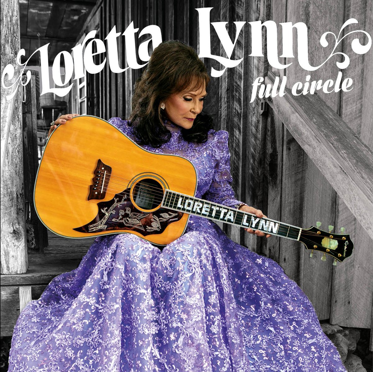 Loretta Lynn unveils first studio album in 10+ years! 'Full Circle' out 03/04: https://t.co/HSS0gViWOr #Loretta360 https://t.co/W2DVx3BeXQ