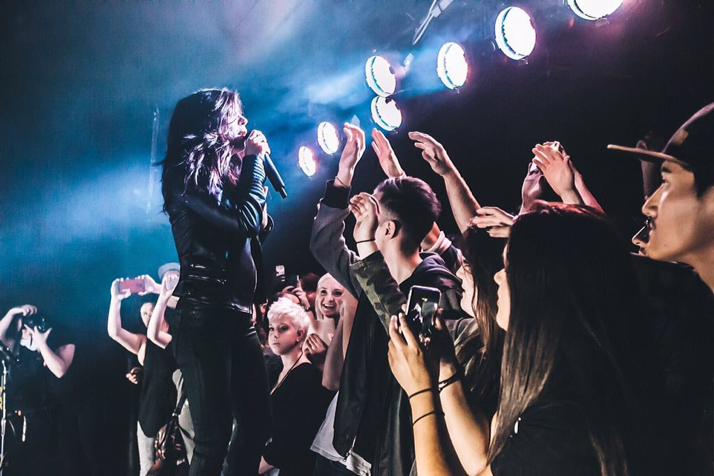 Houston! Don't miss @ATC_BAND tonight at @WaltersDowntown! Tickets still available! Doors at 6:30!