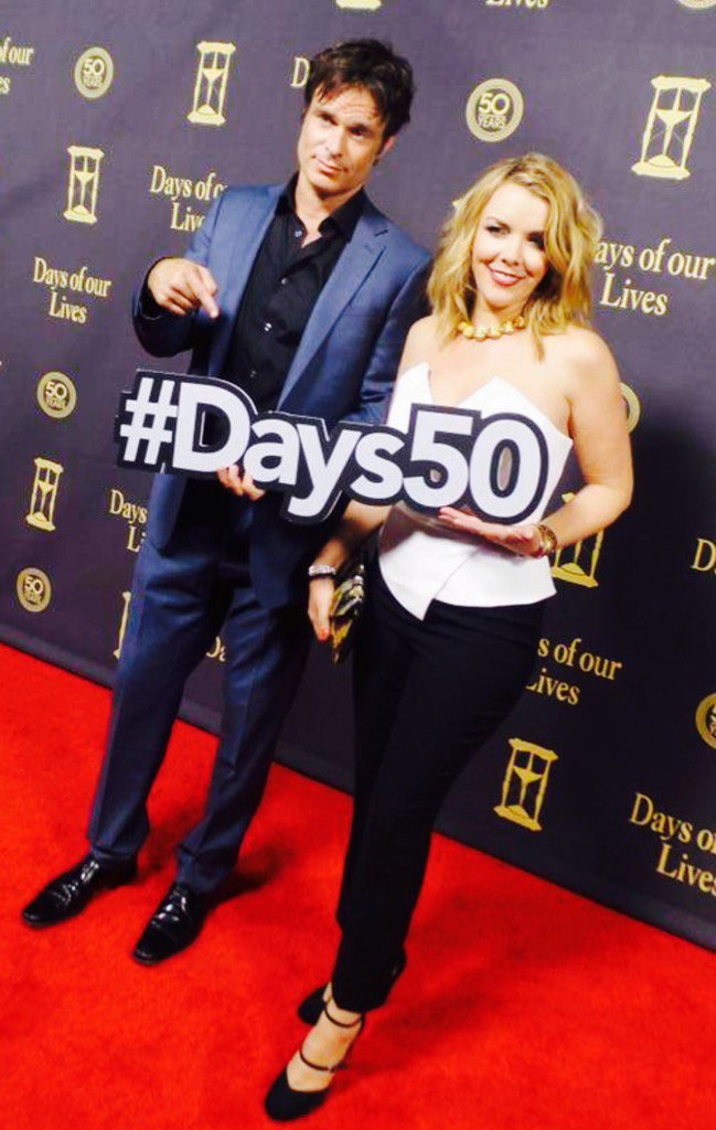 Representing w @Christie__Clark at #days50 @nbcdays https://t.co/Ci8aZHEjH5