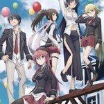 TVアニメ『トリニティセブン』のスペシャルイベント『魔道祭』を完全収録BD/DVDが発売中!特典は16曲入りCD!幻のユ