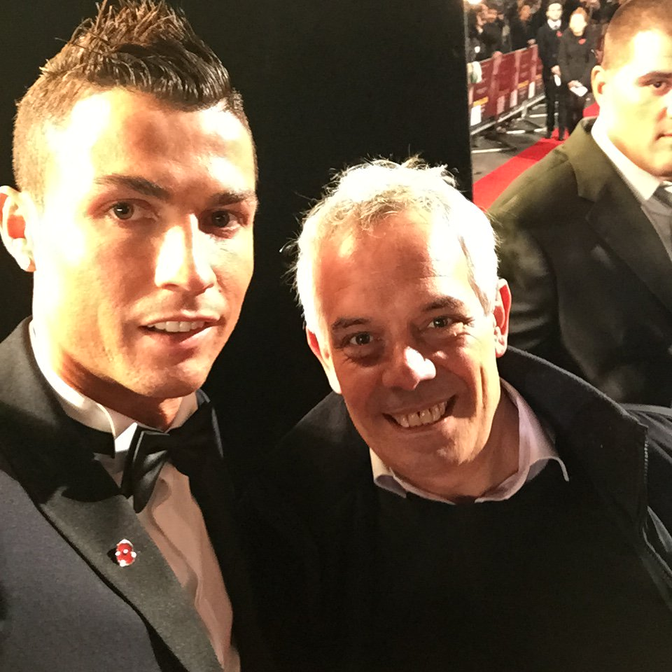 Did you get a selfie with @Cristiano at the #RonaldoFilm World Premiere? Take a look: https://t.co/KdclN0iC1h https://t.co/hkYP3LJGIV