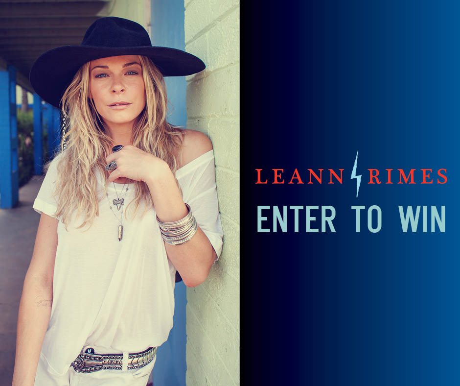 ENTER TO WIN tickets to see @leannrimes on November 20 at the Showplace Theatre! Enter here: https://t.co/WkCPMXAlr3 https://t.co/avLBZK0T86